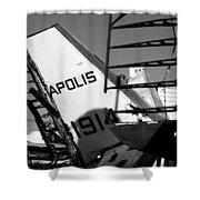 Apolis Shower Curtain