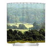 Appalachia Shower Curtain