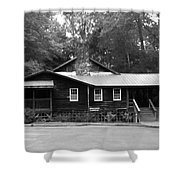 Appalachia House Shower Curtain