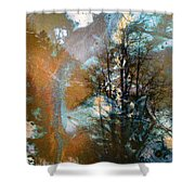 Appalachian Freedom...falls Pennsylvania Shower Curtain