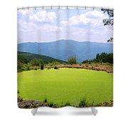 Appalachian Vista Shower Curtain