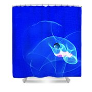 Apparition Pearl Shower Curtain