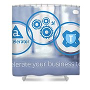 Appcelerator-development-mobiloitte Shower Curtain