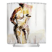 Appeal 140001 Shower Curtain