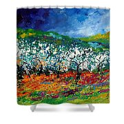 Appletrees 4509070 Shower Curtain