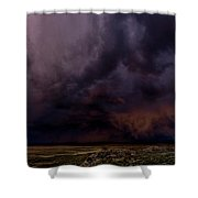 Approaching Apocalypse  Shower Curtain
