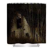 Approaching Darkness Shower Curtain