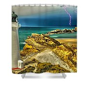 Approaching Storm 2015 Shower Curtain
