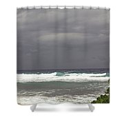 Approaching Storm 6 Shower Curtain