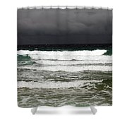 Approaching Storm 8 Shower Curtain
