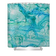 Aqua Dream Shower Curtain