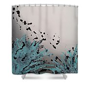 Aqua Impulse Shower Curtain