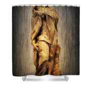 Aqualung Shower Curtain