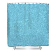 Aquamarine Background  Shower Curtain