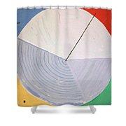 Aquifer # 1 Shower Curtain