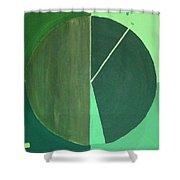 Aquifer # 10 Shower Curtain