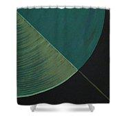 Aquifer # 12 Shower Curtain