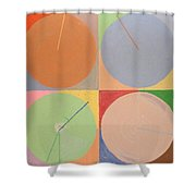 Aquifer # 2 Shower Curtain