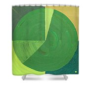 Aquifer # 9  Shower Curtain