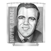 Ara Parseghian Shower Curtain