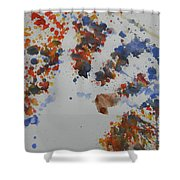 Arab Spring Two Shower Curtain