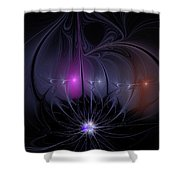 Arabian Nights Shower Curtain