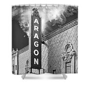 Aragon Age Aragon Ballroom Shower Curtain