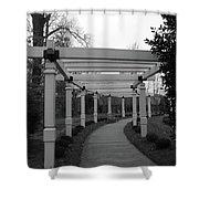 Arbor Walk Shower Curtain