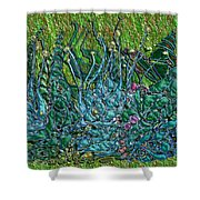 Arboretum Shower Curtain