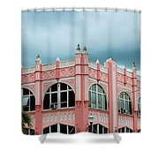 Arcade Clouds Shower Curtain