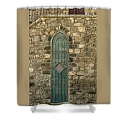 Arched Door And Window Shower Curtain