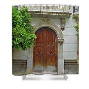 Arched Door Cadiz Shower Curtain