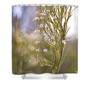 Archer's Bouquet Shower Curtain