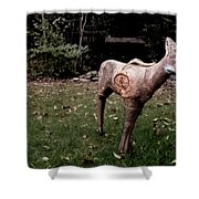 Archery Season Shower Curtain