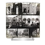Arches 2 Shower Curtain