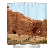 Arches Formation 29 Shower Curtain
