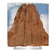 Arches Formation 3 Shower Curtain