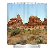 Arches Formation 33 Shower Curtain