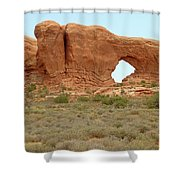 Arches Formation 37 Shower Curtain