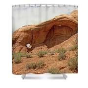Arches Formation 40 Shower Curtain