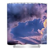 Arches In The Sky Shower Curtain