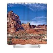 Arches Nat Park Utah  Shower Curtain
