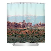 Arches National Park 19 Shower Curtain