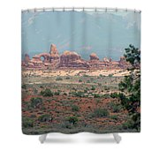 Arches National Park 20 Shower Curtain
