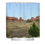 Arches National Park 21 Shower Curtain