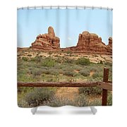 Arches National Park 23 Shower Curtain