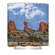 Arches National Park 3 Shower Curtain