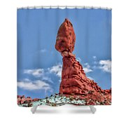 Arches National Park 4 Shower Curtain