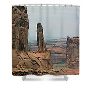 Arches National Park 5 Shower Curtain
