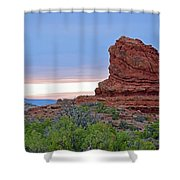 Arches National Park No. 1-1 Shower Curtain